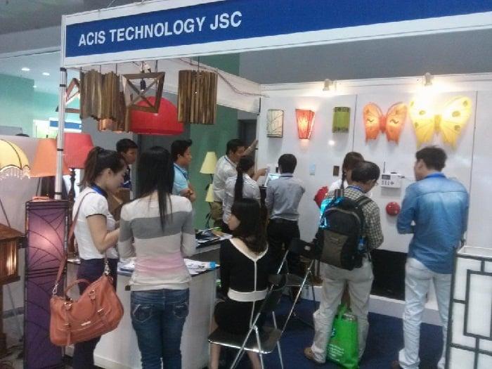 ACIS Với Triển Lãm Quốc Tế Lighting World 2013 5
