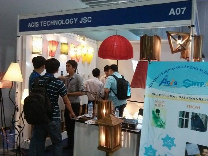 ACIS Với Triển Lãm Quốc Tế Lighting World 2013 6