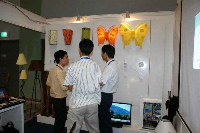 ACIS Với Triển Lãm Quốc Tế Lighting World 2013 10