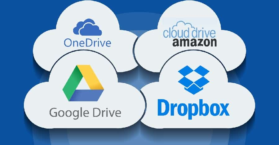 Những đám mây mang lại cơn mưa tiền mặt cho Amazon, Google và Microsoft 4