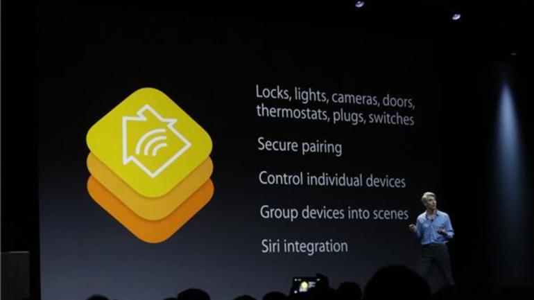 Thiết bị hỗ trợ Apple HomeKit đầu tiên sẽ ra mắt 4