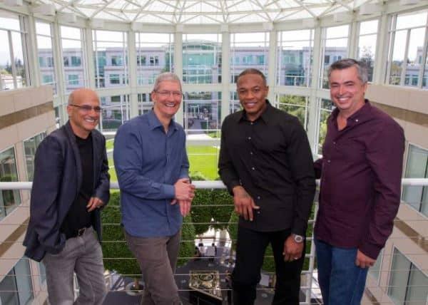 Vì sao Apple bỏ 3 tỷ USD mua Beats 24