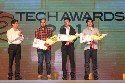 Tech Awards nằm trong số ít các giải thưởng công nghệ uy tín 4
