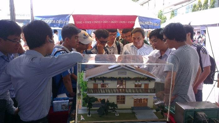 ACIS Tham gia triển lãm tại ĐH Bách Khoa TP.HCM 40