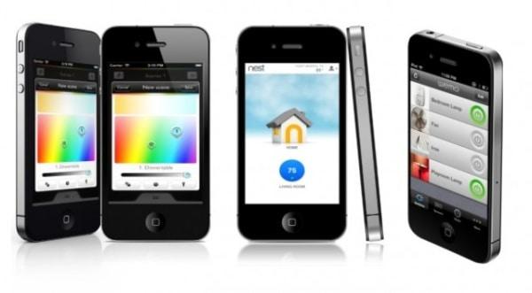 Apple gia nhập thị trường nhà thông minh qua iPhone và iPad 4