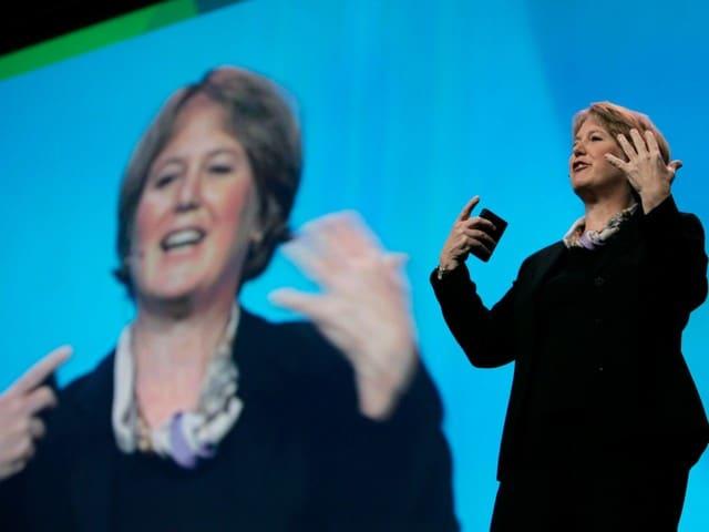 Google mời nữ hoàng của Thung lũng Silicon về phát triển điện toán đám mây 6
