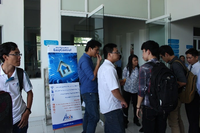Chương trình đối thoại công nghệ 'Xu hướng phổ cập nhà thông minh' 9