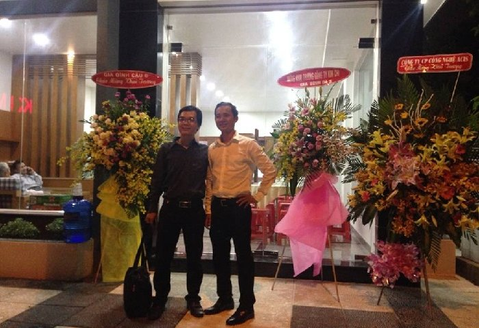 Khai trương nhà mẫu thứ 5 tại TP, Hồ Chí Minh 2