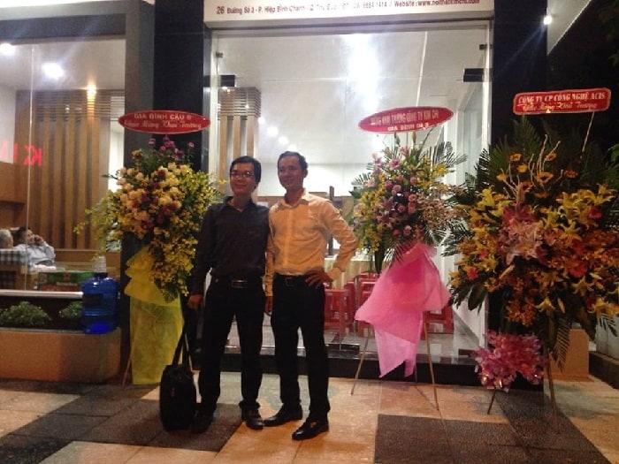 Khai trương nhà mẫu thứ 5 tại TP, Hồ Chí Minh 3