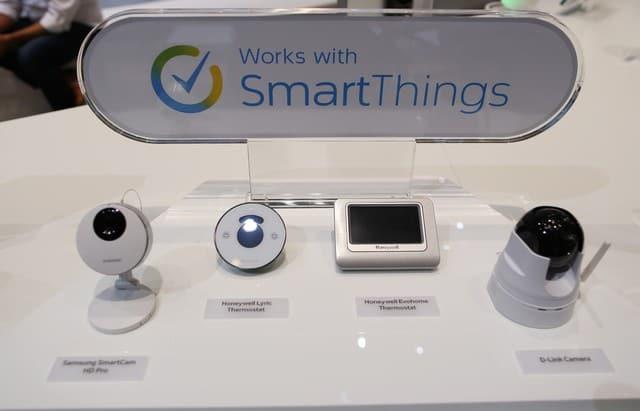 Samsung muốn vượt mặt Google và Apple trên thị trường smarthome 10