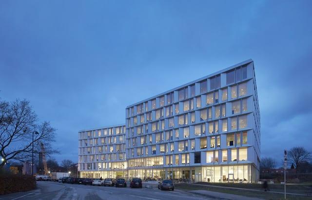 Thăm trụ sở mới của Microsoft được thiết kế theo ý tưởng của Bill Gates 4