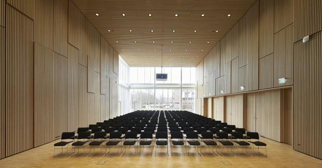 Thăm trụ sở mới của Microsoft được thiết kế theo ý tưởng của Bill Gates 10