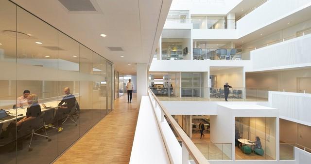 Thăm trụ sở mới của Microsoft được thiết kế theo ý tưởng của Bill Gates 7