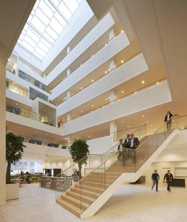 Thăm trụ sở mới của Microsoft được thiết kế theo ý tưởng của Bill Gates 18