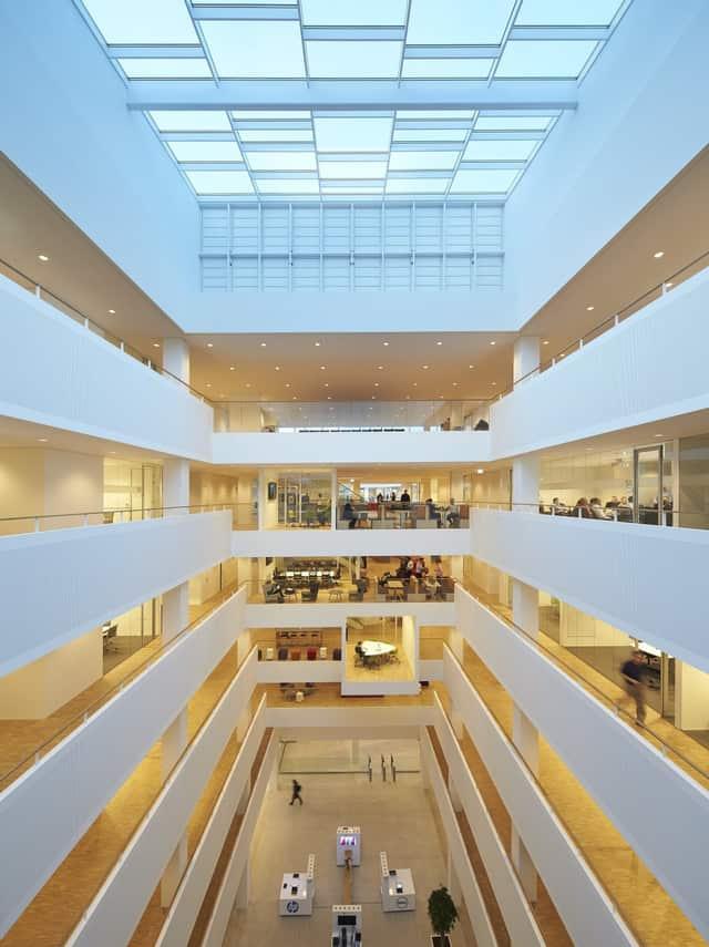 Thăm trụ sở mới của Microsoft được thiết kế theo ý tưởng của Bill Gates 9