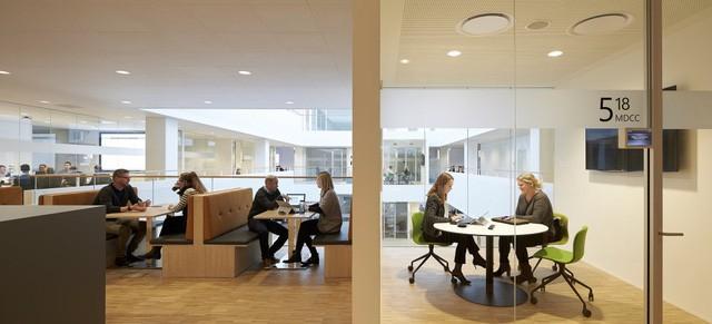 Thăm trụ sở mới của Microsoft được thiết kế theo ý tưởng của Bill Gates 12