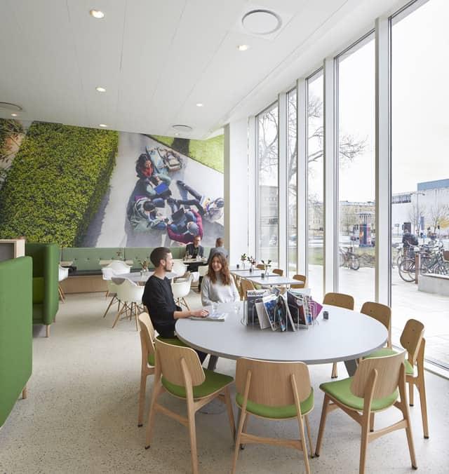 Thăm trụ sở mới của Microsoft được thiết kế theo ý tưởng của Bill Gates 11