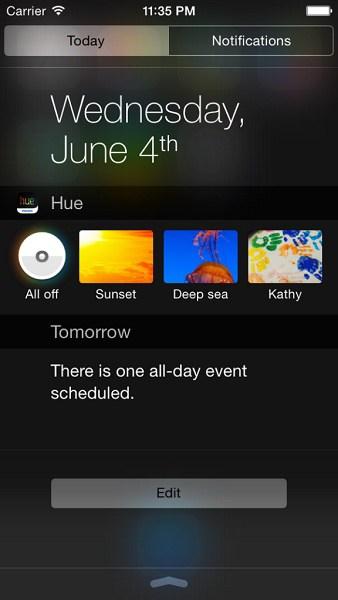 Ra mắt widget điều khiển nhà thông minh Apple HomeKit 32