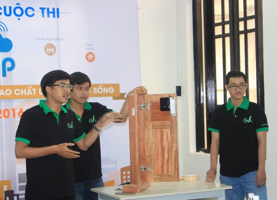 Khởi nghiệp IoT và sản phẩm công nghệ Việt 11