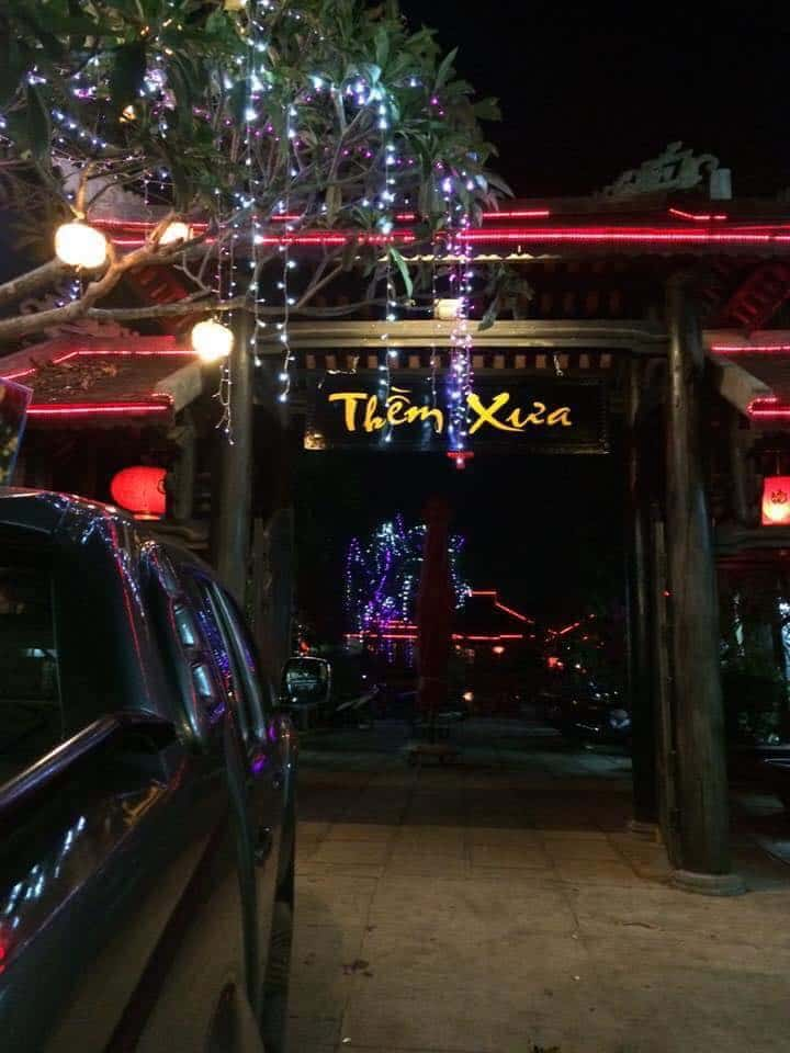 ACIS smart home solution at Them Xua Tea Shop 13
