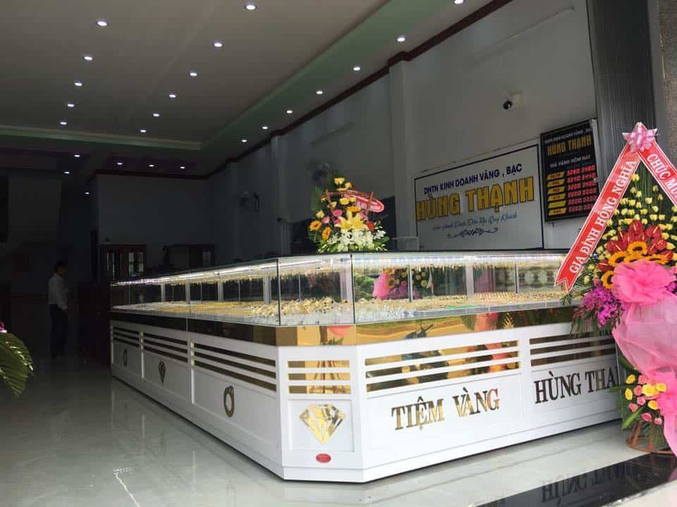 ACIS Smarthome solution at Hung Thanh gold shop - Gia Lai 13