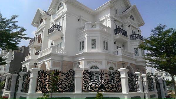Villa's Quynh in Garden Hill Go Vap District, HCM City - Smart Home ACIS 8