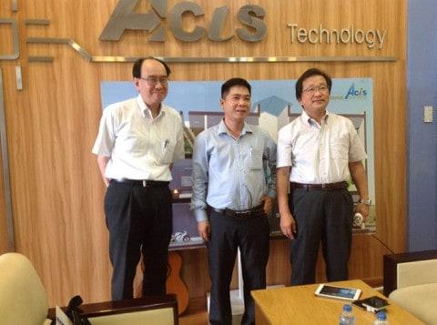 Các nhà đầu tư Nhật Bản tìm hiểu cơ hội đầu tư và hợp tác với ACIS 11