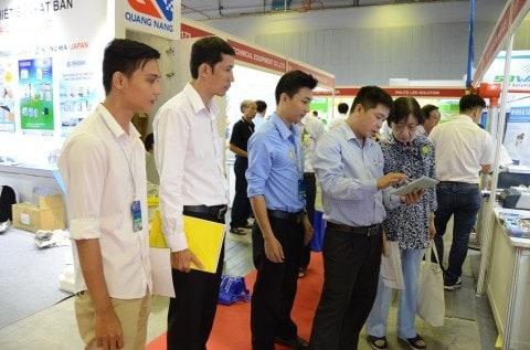 Hội chợ - triển lãm Vietnam ETE & Enertec năm 2017 23