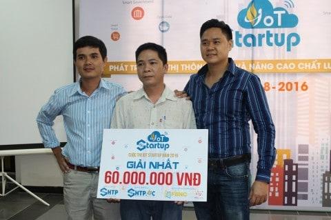 Chàng kỹ sư xây dựng và 14 năm ấp ủ xây dựng sản phẩm biểu tượng công nghệ Việt 4
