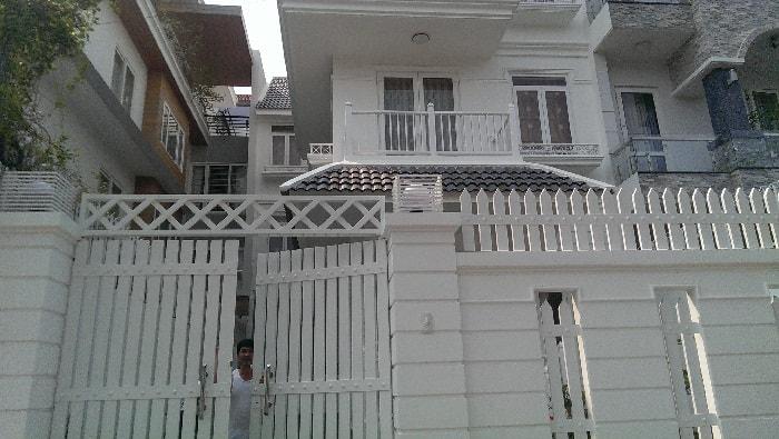 ACIS Project at Minh's house, Go Vap District, HCM City 4