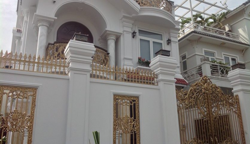 Villa's Mr Xuan Binh Tan Dist,HCM - Smarthome ACIS 4