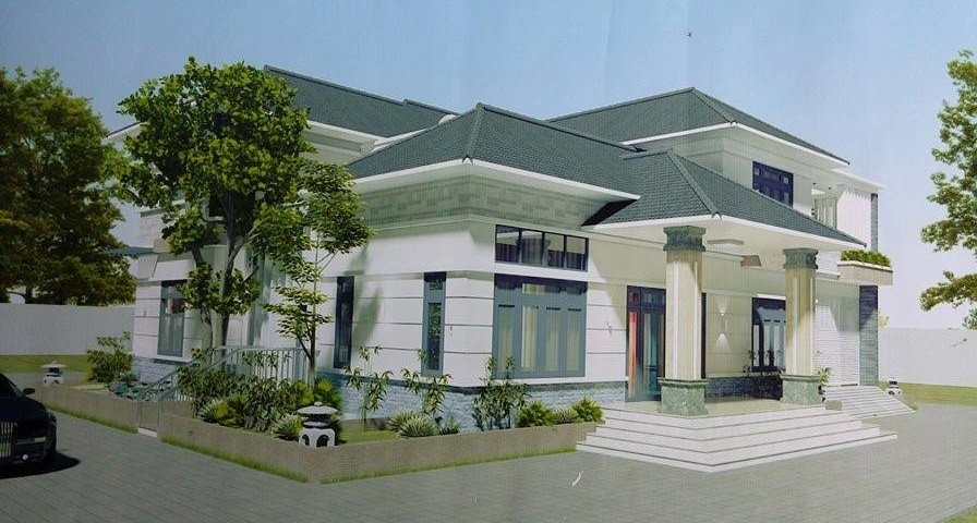 Khu Dự Án Căn Biệt thự Anh Hòa - HCM 4