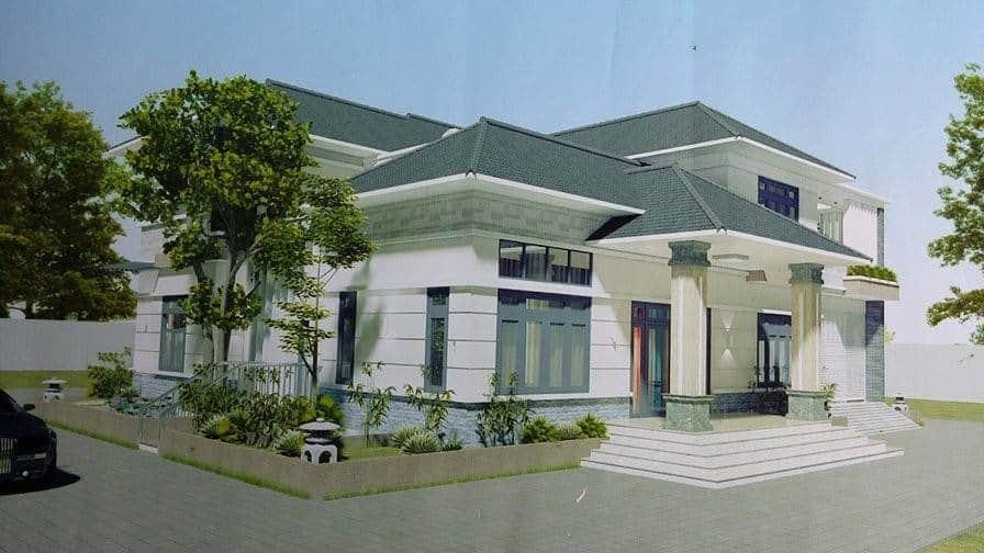 Khu Dự Án Căn Biệt thự Anh Hòa - HCM 5