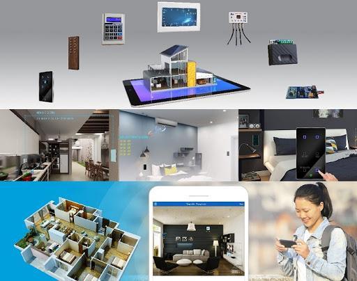 Các thiết bị có thể điều khiển từ xa trong nhà thông minh