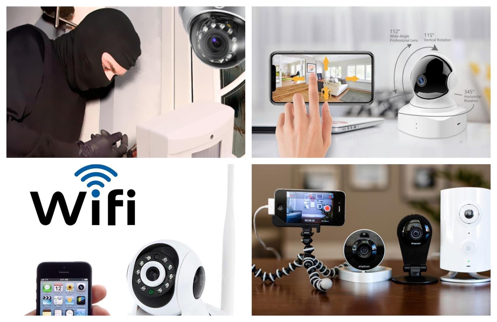 hệ thống camera thông minh