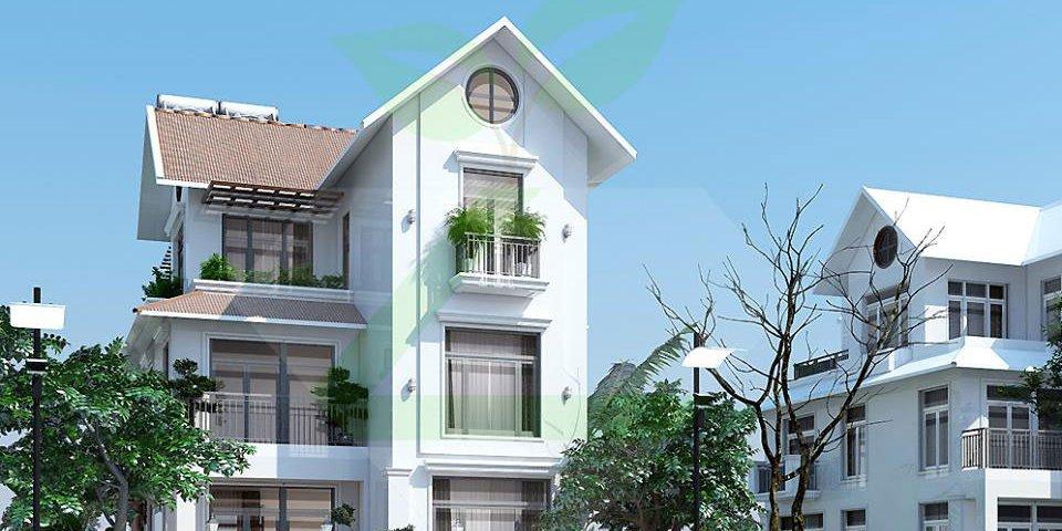 Biệt thự Anh Phong - Vinhome Hà Tĩnh 4