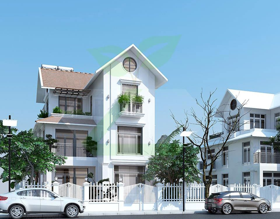 Biệt thự Anh Phong - Vinhome Hà Tĩnh 34