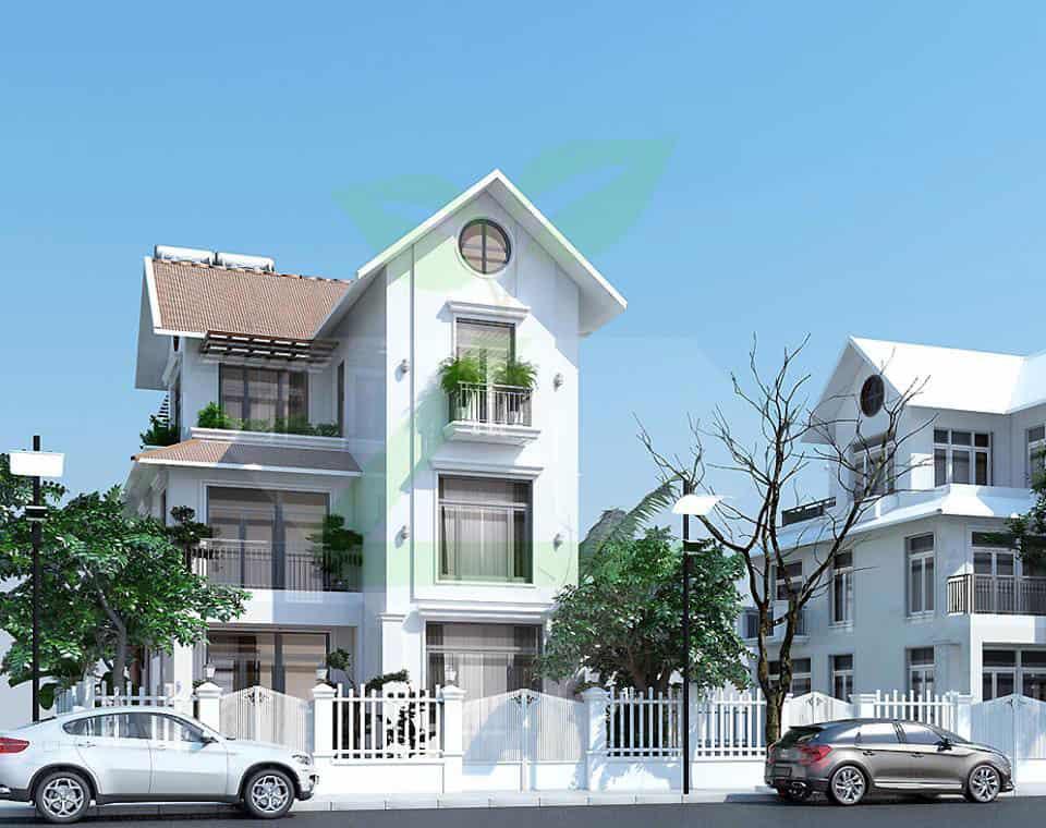 Biệt thự Anh Phong - Vinhome Hà Tĩnh 5