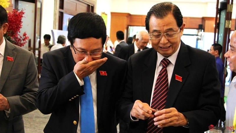 Tổng Bí Thư tham quan triển lãm Công Nghệ Cao tại TP Hồ Chí Minh 9
