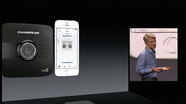 Apple biến iPhone thành bộ điều khiển nhà thông minh 7