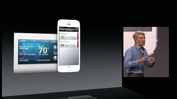 Apple biến iPhone thành bộ điều khiển nhà thông minh 8