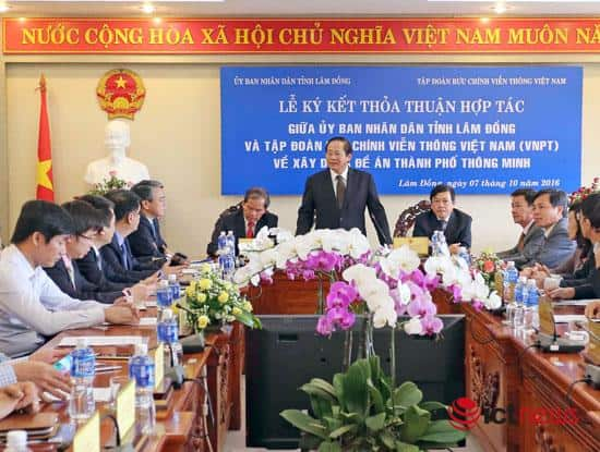 Bộ trưởng Trương Minh Tuấn: Đà Lạt sẽ sớm trở thành Thành phố thông minh 12