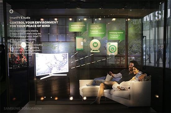 Smart TV mới có thể kiểm soát nhà thông minh? 17