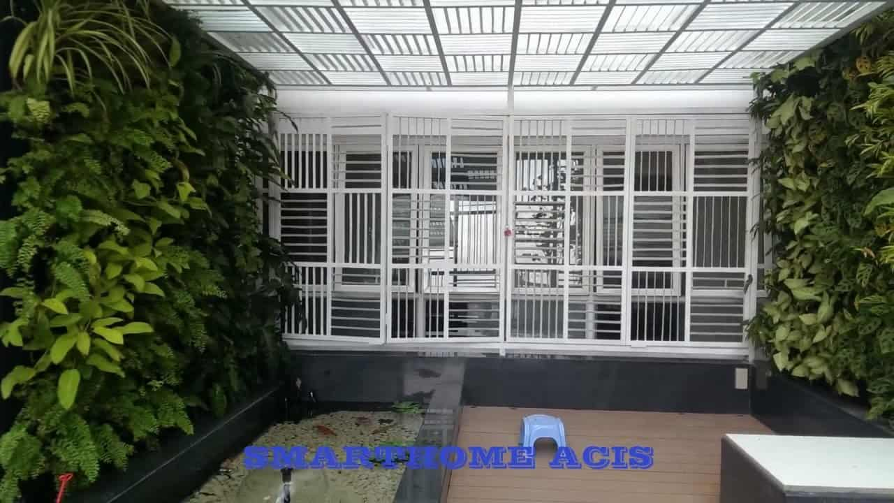 Penthouse Chị Minh - nhà thông minh ACIS 5