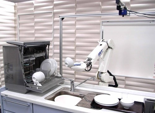 Nhà thông minh: Thiết bị kết nối & robot 4