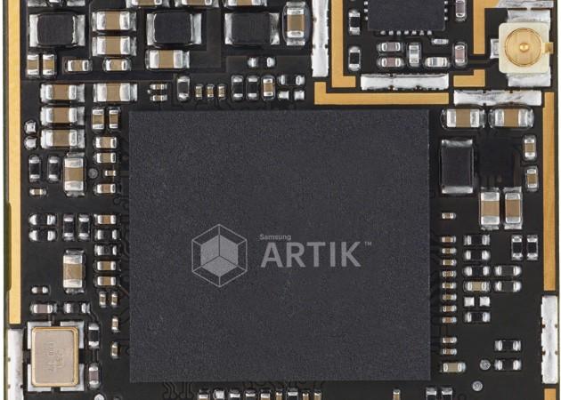 Samsung tiến đánh Internet of Things với Artik 6