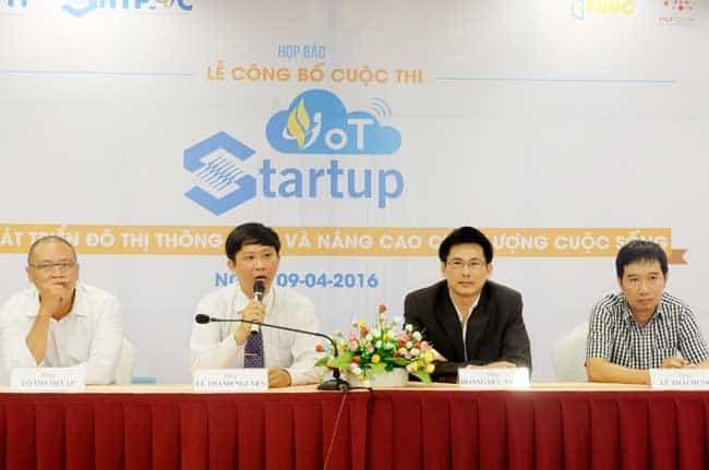 SHTP thúc đẩy khởi nghiệp về IoT 22