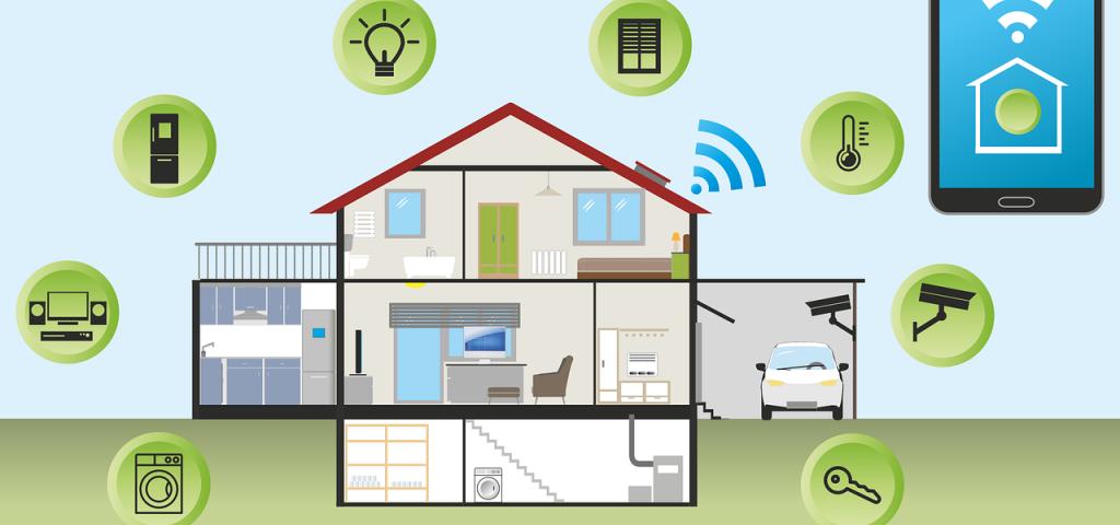 Nhà thông minh ACIS -Cho cuộc sống đơn giản và an toàn hơn 4