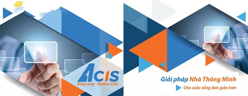 Cạnh tranh nhà thông minh ACIS với hàng ngoại 2