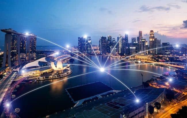 thành phố sử dụng công nghệ thông minh